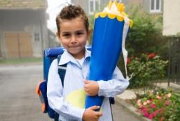 Schule, Einschulung, Grundschule
