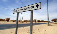 Lernen in Timbuktu